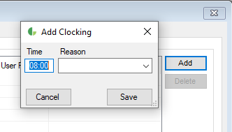 AddManualClockingfigure 5